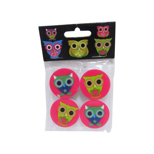 FUNKY OWL PYYHEKUMIT 4 KPL/PSS