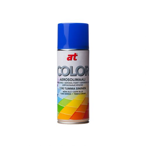 AT-COLOR TUMMAN SININEN  400 ML