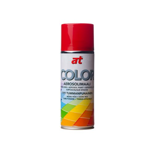 AT-COLOR TUMMANPUNAINEN  400 ML