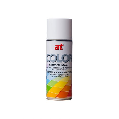 AT-COLOR MAALARIN VALKOINEN  400 ML