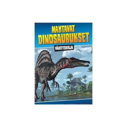 Tactic Mahtavat dinosaurukset värityskirja