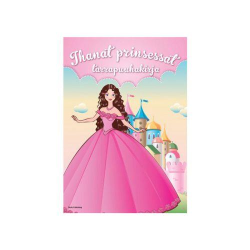 Prinsessojen tarrapuuhakirja