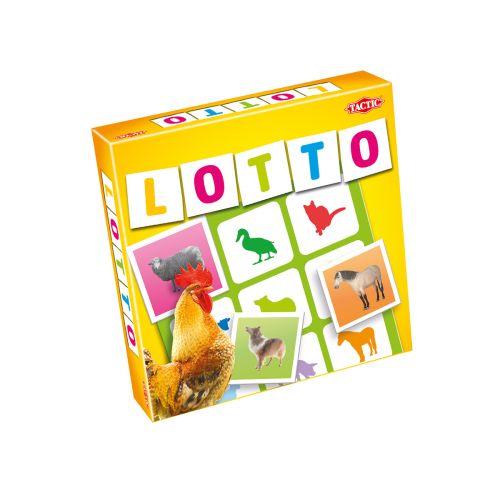 Tactic Lotto Maatilan eläimet