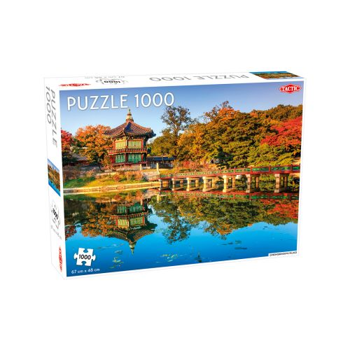 Tactic Gyeongbokgung Palace 1000 palaa