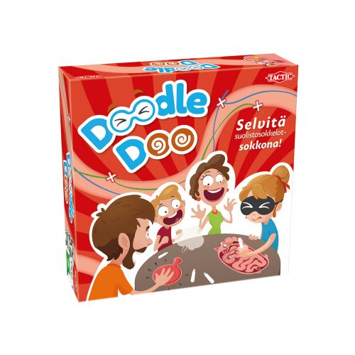 Tactic Doodle Doo -peli