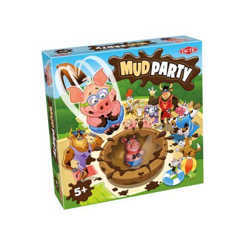 Tactic Mud Party -peli