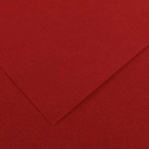 CANSON IRIS VIVALDI 240G A4 16 DARK RED 5 ARKKIA