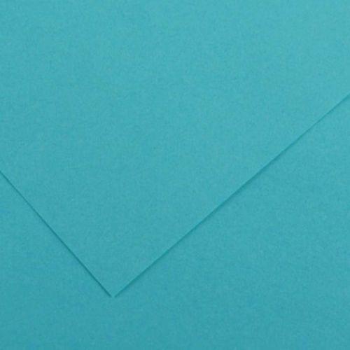 CANSON IRIS VIVALDI 240G A4 25 TURQUOISE BLUE 5 ARKKIA