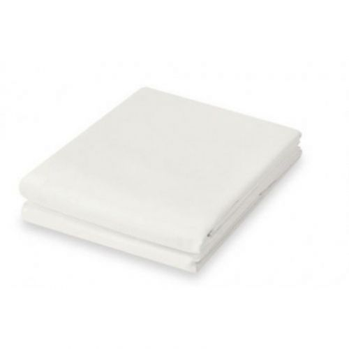 Basic Fashion satiinialuslakana 240x270cm, valkoinen