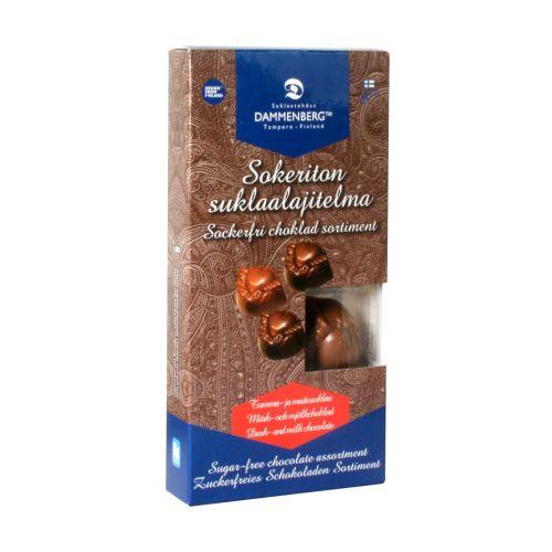 DAMMENBERG SOKERITON SUKLAALAJITELMA 112 G