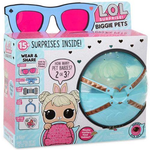 L.O.L. Surprise Pet Iso Lemmikki Wave 1