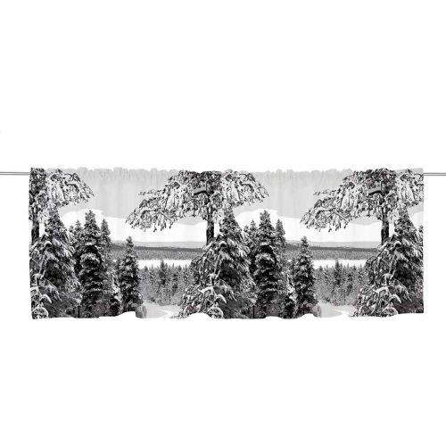 Vallila verhokappa Pohjoinen 60x250cm harmaa