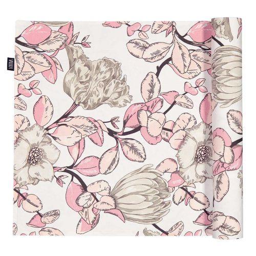 Vallila kaitaliina Glamour 40x150cm roosa
