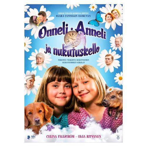 DVD ONNELI JA ANNELI NUKUTUSKELLO