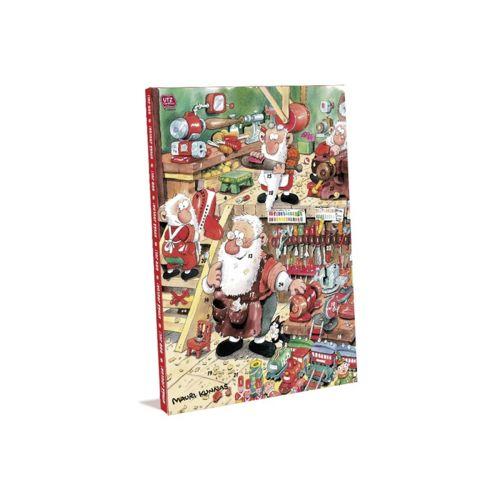 Mauri Kunnas Joulukalenteri UTZ 75g