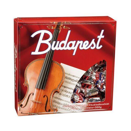 Budapest suklaakonvehti 300g UTZ