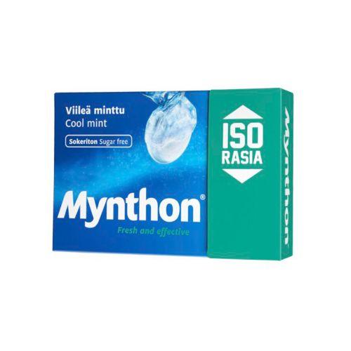 Mynthon Viileä Minttu sokeriton pastilli 85g