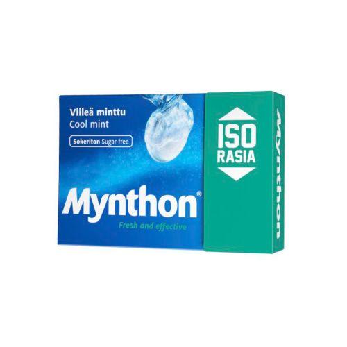 Mynthon Xylitol Viileä Minttu pastilli 31g