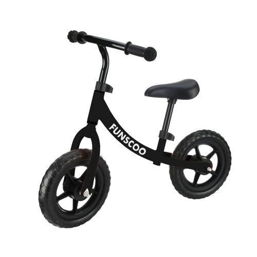Funscoo potkupyörä musta