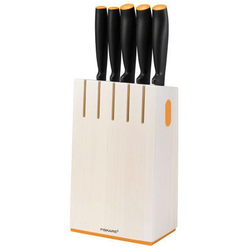 Fiskars Functional Form veitsitukki, valkoinen