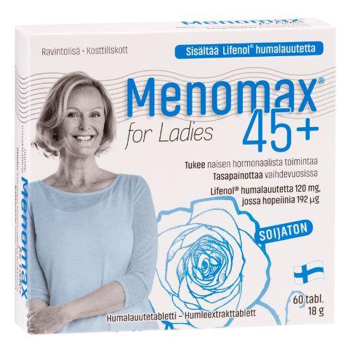 MENOMAX FOR LADIES  60 KPL