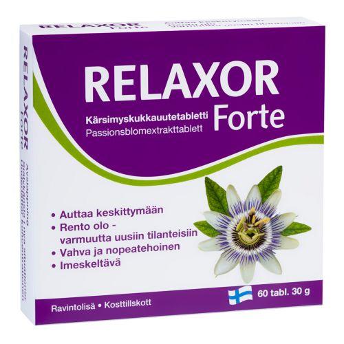 RELAXOR FORTE  60 KPL
