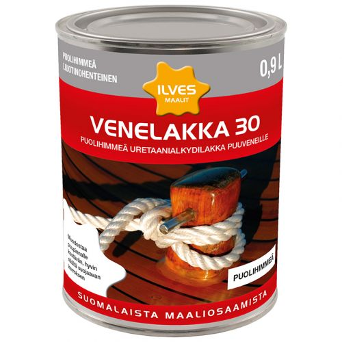 ILVES VENELAKKA 30 0,9L  900 ML