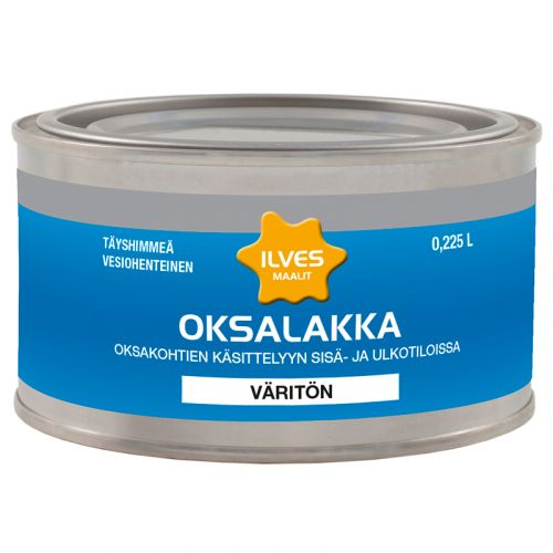 ILVES OKSALAKKA LIUOTINOH. 0,225L 225 ML