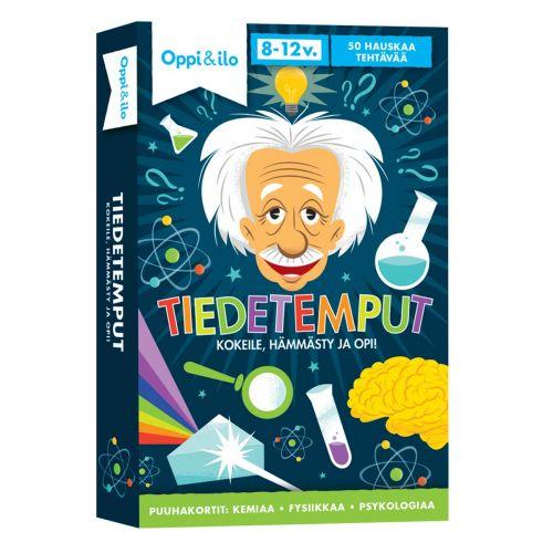 OPPI&ILO TIEDETEMPUT