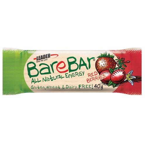 Leader BareBar Energy Taateli-Marja Lakton Gton 40 g