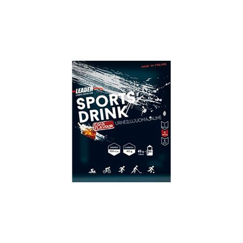 Leader Sports Drink Urheilujuomajauhe Cola Annospss 45
