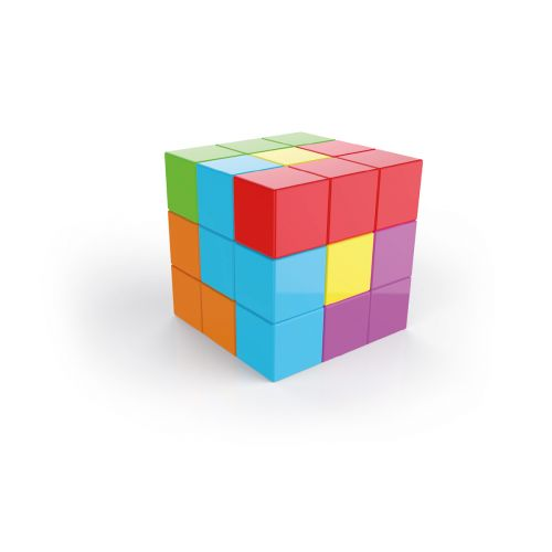 Brain Games Magic Magnetic Cube -älypeli