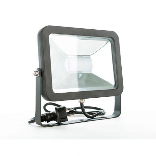LED C-SPOT VALONHEITIN 50 W 4000 LM, MUSTA