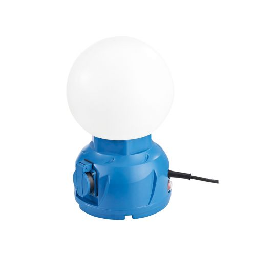 Led Energie työvalo Globe Led 20W, 1800lm, 4200K, 2 pistorasiaa