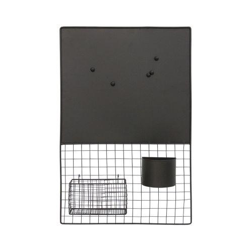 Living magneettitaulu 40x60cm musta