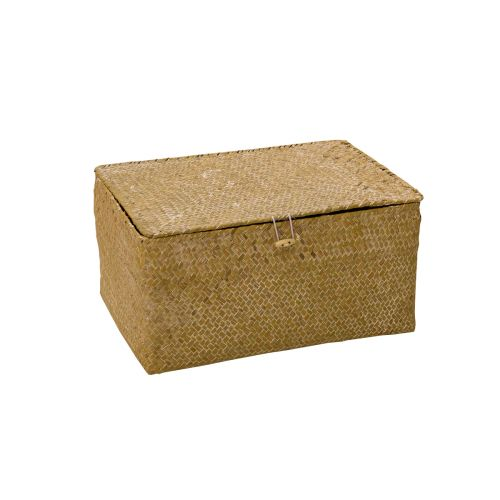 Säilytyslaatikko natural 35x25x18cm