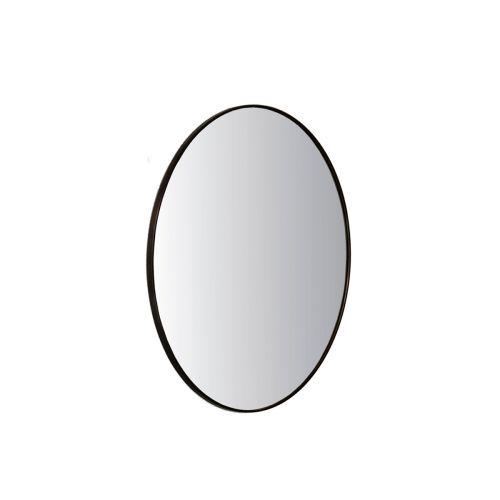 Living peili pyöreä 60cm kehyksellä