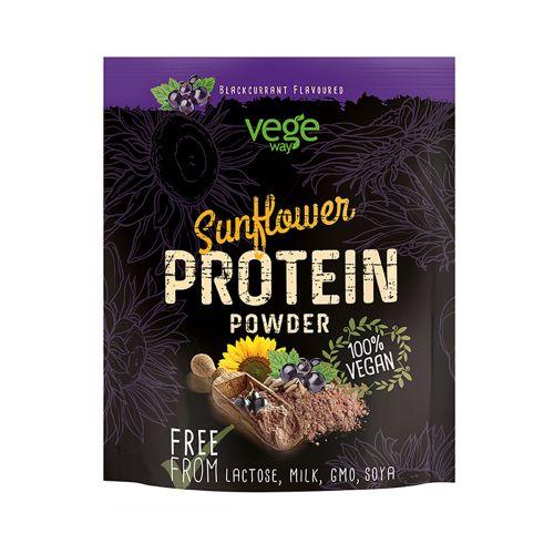 Vegeway Sunflower Protein Powder ak-siemenprot.jauhe mustaheru 250