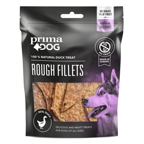 PRIMADOG ROUGH FILLETS ANKKAFILEE 90 G