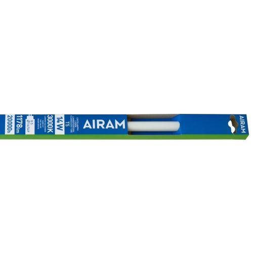 AIRAM 21 W HE-830 LÄMMIN G5/ RIIPPUPAKKAUS 1863 LM, 20 000 H