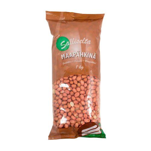 Sallinen maapähkinä 1kg