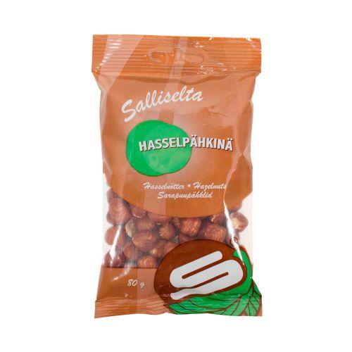 Sallinen hasselpähkinä 80g