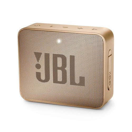 JBL GO 2 Bluetooth kaiutin, shampanja