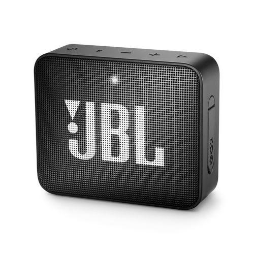 JBL GO2 BLUETOOTH KAIUTIN MUSTA