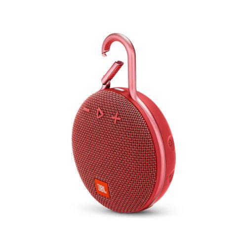 JBL CLIP 3 Bluetooth kaiutin, punainen