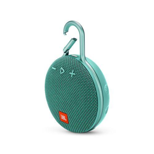JBL CLIP 3 Bluetooth kaiutin, turkoosi