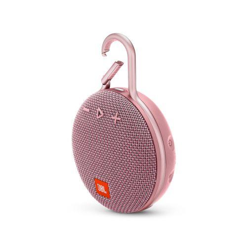 JBL CLIP 3 Bluetooth kaiutin, pinkki