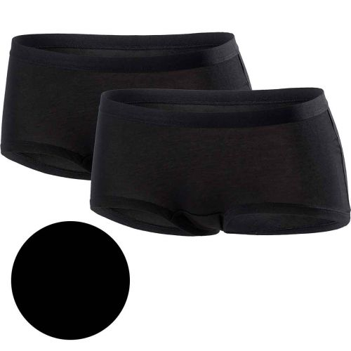 PIERRE ROBERT BASICS  BOXER  2-PACK XL MUSTA