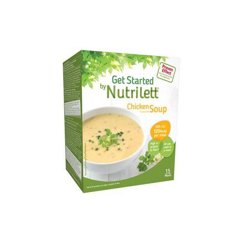 NUTRILETT SOUP 15KPL CREAMY CHICKEN 495 G