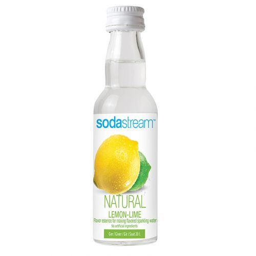SODASTREAM NATURAL MAKUVESI LEMON LIME 40 ML